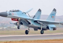 File photo of an IAF aircraft | Commons
