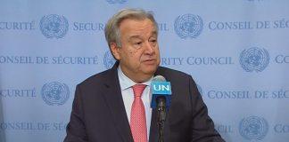 UN chief Antonio Guterres' report refers to Kashmir, Chhattisgarh & Jharkhand   unmissions.org