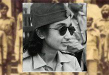 File photo of Captain Lakshmi Sahgal