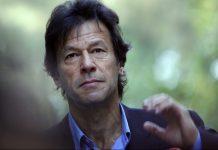 Imran Khan, leader of the Tehrik-e-Insaaf party | Prashanth Vishwanatha/Bloomberg