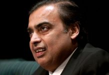 Ambani's wealth stands at an estimated $ 44.3 billion | Pankaj Nangia/Bloomberg