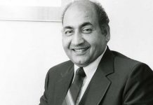 File photo of Mohammad Rafi | Commons