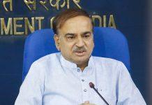 Union minister Ananth Kumar addresses the media in New Delhi | PTI