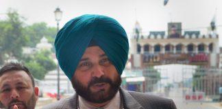 File photo of Navjot Singh Sidhu   PTI