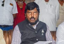 File photo of Ramdas Athawale | PTI