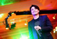 A file photo of Ali Zafar | @aly.zafar/Facebook