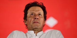 Pakistan Prime Minister Imran Khan | Farooq Naeem/AFP/Getty Images