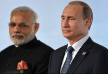 Prime Minister Narendra Modi and Russian President Vladimir Putin | Getty Images