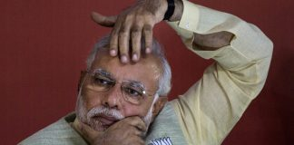 Prime Minister Narendra Modi   Kevin Frayer/Getty Images