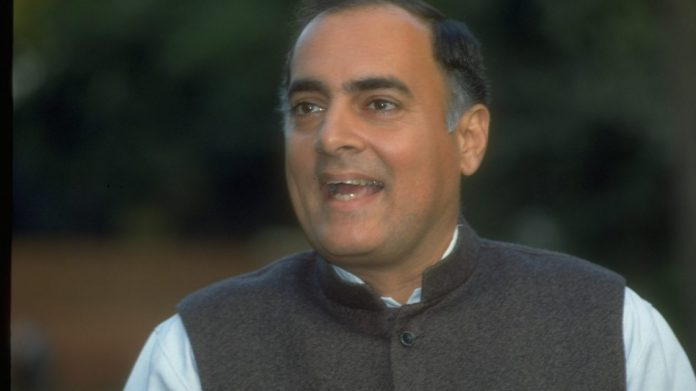 File photo of Rajiv Gandhi | Robert Nickelsberg/The LIFE Images Collection/Getty Images