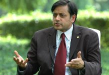 File photo of Shashi Tharoor | S Sahani/The India Today Group/Getty Images