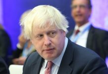 Former British foreign secretary Boris Johnson | Wikimedia Commons