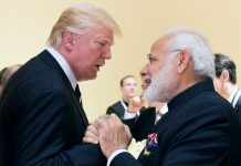 US President Donald Trump and Prime Minister Narendra Modi | Wikimedia Commons