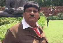 Chittoor MP Naramalli Sivaprasad in Parliament | YouTube