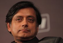 Shashi Tharoor | Pankaj Nangia/Bloomberg