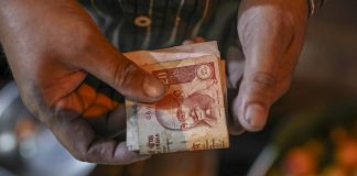 File photo of Indian currency | Bloomberg