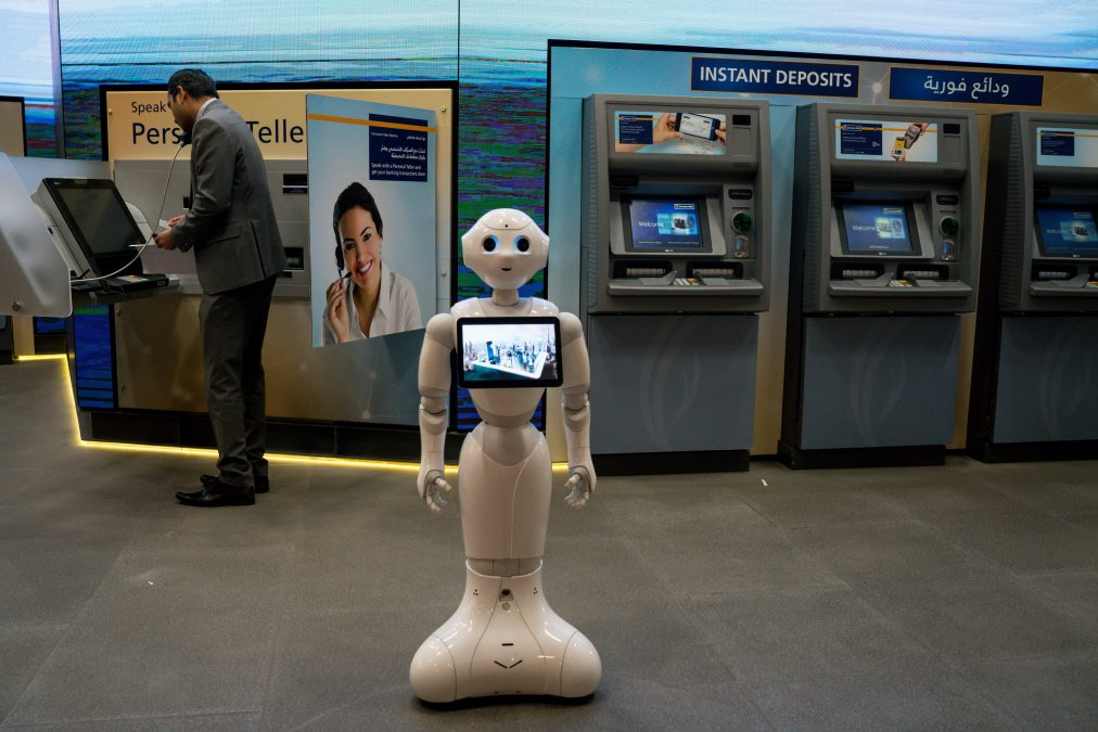 Machines to Handle Half of Work Tasks by 2025, Davos Group Says