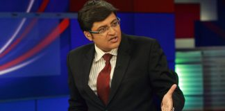 File photo of Arnab Goswami | Bhaskar Paul/India Today Group/Getty Images