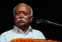 RSS chief Mohan Bhagwat | Indranil Bhoumik/Mint via Getty Images