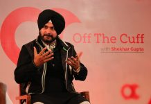 Latest news on Navjot Singh Sidhu
