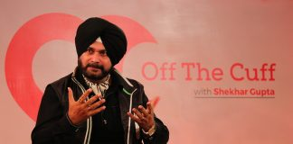 Latest news on Navjot Singh Sidhu