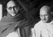 Mahadev Desai and Mahatma Gandhi | Urvish Kothari
