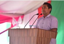 File image of Maldivian president Abdulla Yameen | Maldives official website