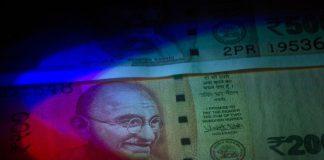 200 rupee note | Bloomberg