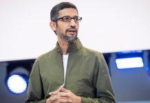 Sundar Pichai, chief executive officer of Google Inc | David Paul Morris/Bloomberg