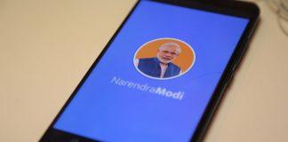 The NaMo app   Manisha Mondal/ThePrint