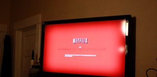 Netflix being streamed on television (Representational image) | Flickr