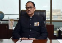 Alok Verma at CBI Headquarter, New Delhi | Ravi Choudhary/Hindustan Times via Getty Images