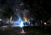 Fireworks being burst during Diwali | Allison Joyce/Getty Images