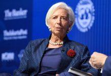 Managing Director of IMF Christine Lagarde