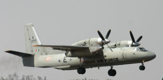 an AN-32 aircraft of the Indian Air Force | Commons