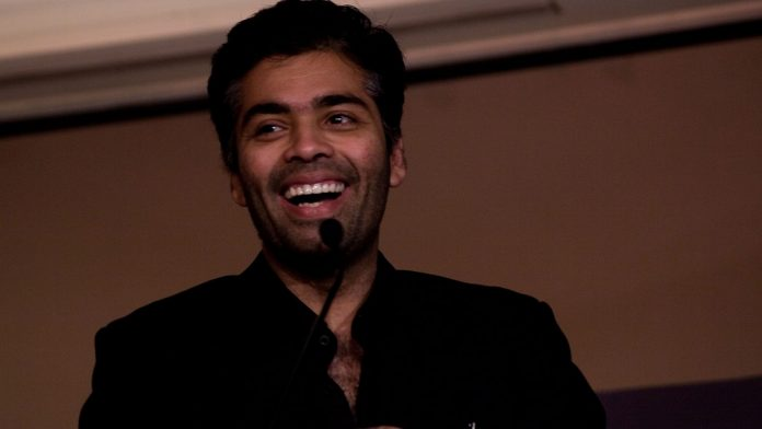 Karan Johar | Ritam Banerjee/Getty Images