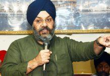 Manjit Singh G.K.
