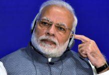 Prime Minister Narendra Modi in New Delhi | Kamal Singh