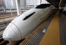 Japan's Shinkansen bullet train | Akio Kon/Bloomberg