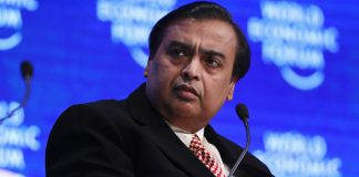 File image of Mukesh Ambani, billionaire and chairman and managing director of Reliance Industries Ltd. | Dawson/Bloomberg