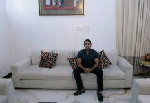Namal Rajapaksa, a politician and son of Mahinda Rajapaksa   Tharaka Basnayaka/Bloomberg