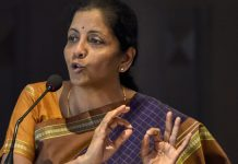 Indian defence minister Nirmala Sitharaman | ThePrint.in
