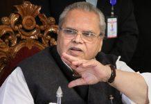 Jammu & Kashmir Governor Satya Pal Malik | PTI