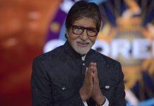 Amitabh Bachchan in Kaun Banega Crorepati | AmitabhBachchan/Facebook