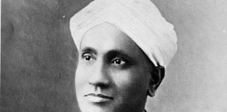 CV Raman | Getty Images