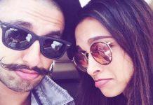 Deepika Padukone and Ranveer Singh | RanveerSinghOfficial/Facebook