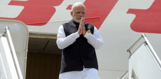 Prime Minister Narendra Modi arrives in Buenos Aires for the G20 Summit | PTI