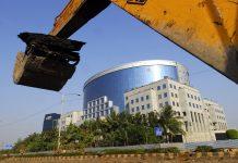 IL&FS building in Mumbai | Abhijit Bhatlekar/Bloomberg News