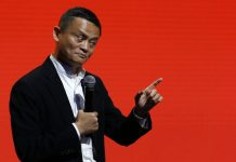 Jack Ma, chairman of Alibaba Group Holding Ltd. | Jeff Kowalsky/Bloomberg