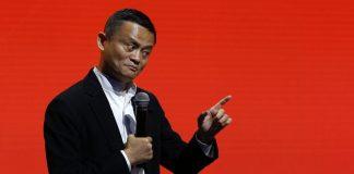 Jack Ma, chairman of Alibaba Group Holding Ltd.   Jeff Kowalsky/Bloomberg